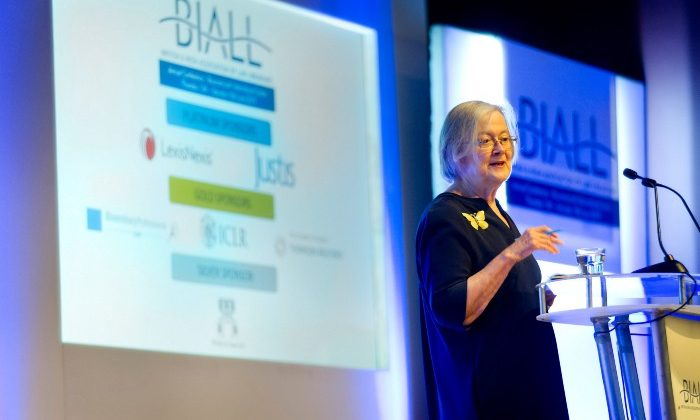 Lady Hale remembers: how law has changed since the Sixties