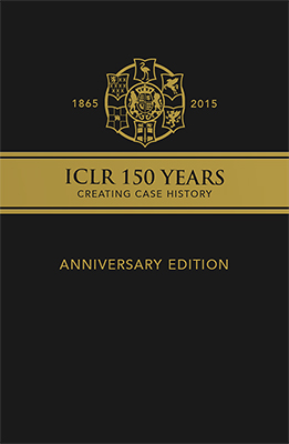 ICLR 150 Year - anniversary Edition