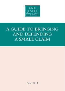 A guide to bringing and defending a small claim