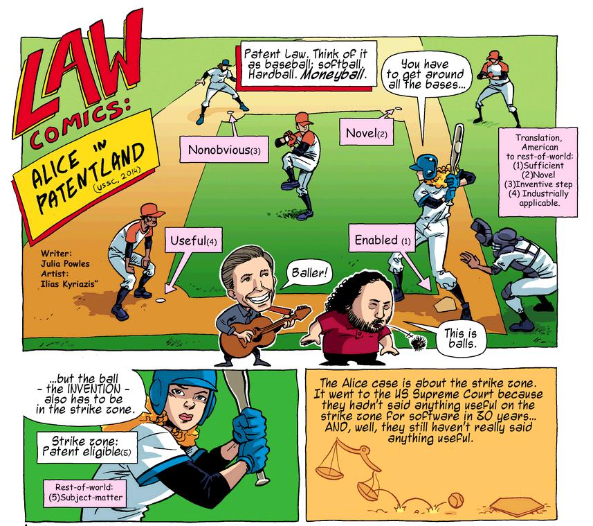 patent comic
